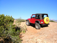 Moab Jeep Scout 1